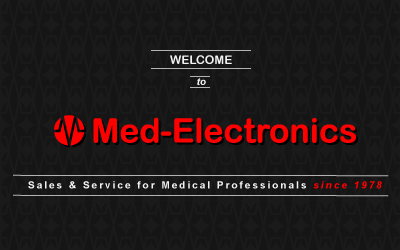 Welcome to Med-Electronics